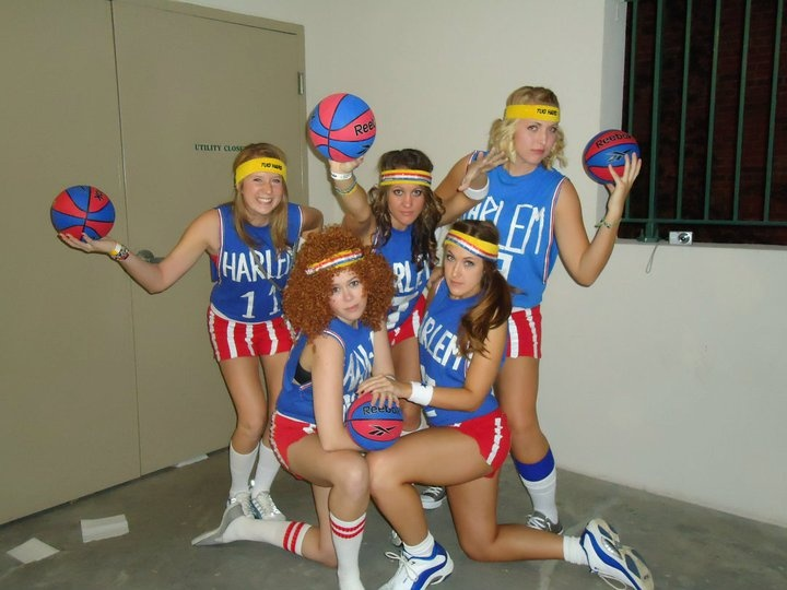 Group Costume Ideas Sports Team